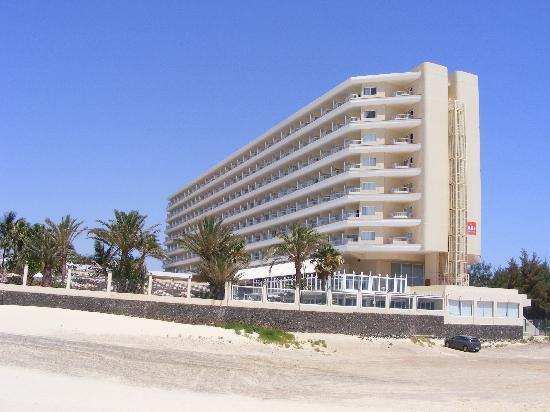 ClubHotel Riu Oliva Beach Resort : View from the Beach