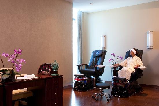 JW Marriott Marquis Miami: Rik Rak Salon & Spa, Salon Room