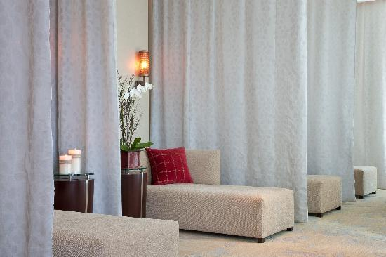 JW Marriott Marquis Miami: Rik Rak Salon & Spa, Relaxation Room