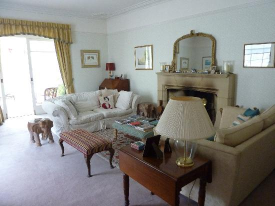 Castleton House: Guests Lounge