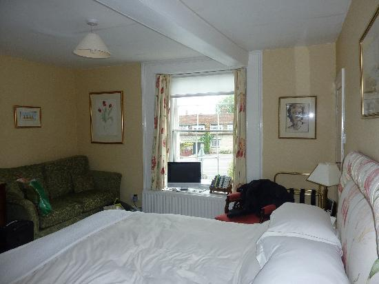 Castleton House: Double Room