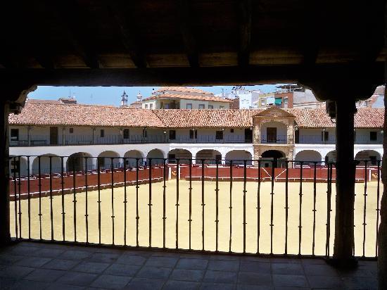 Almaden, Spain: Plaza de Toros
