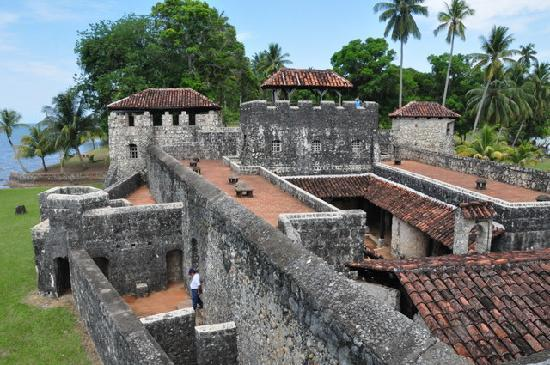 Livingston, Guatemala: Inside the Spanish Fort