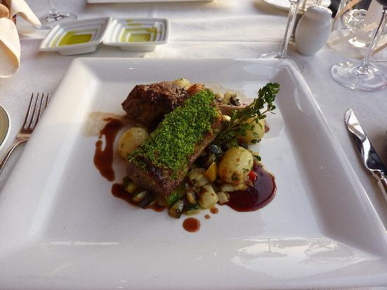 Quinta Do Lago Hotel: Delicious food in the restaurant
