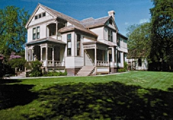Moorhead, MN: Historic Comstock House