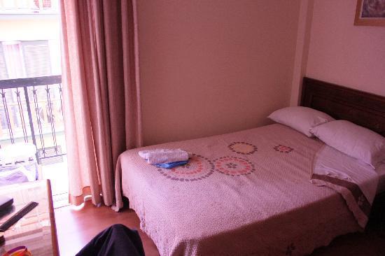 Omiros Hotel : My clean room.