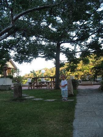 Fetovaia, Italia: il paradiso dei bimbi
