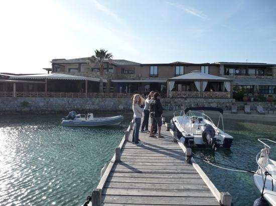Cavallo Island, Frankreich: hotel & spa des pecheurs