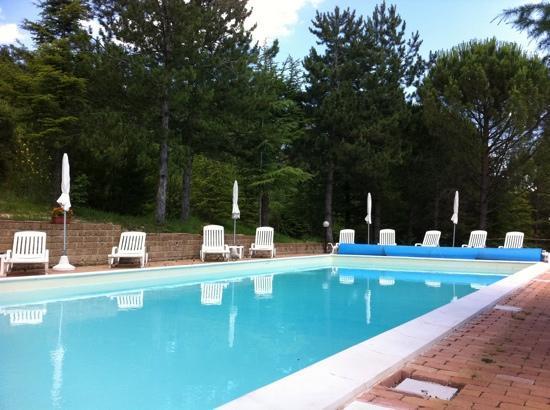 Agriturismo Casa Branca: una piscina nel verde