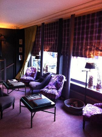 Hotel du Champ de Mars: Lobby