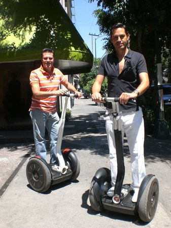 Greenway Tours: Segway Renta en DF Polanco! (mexico)