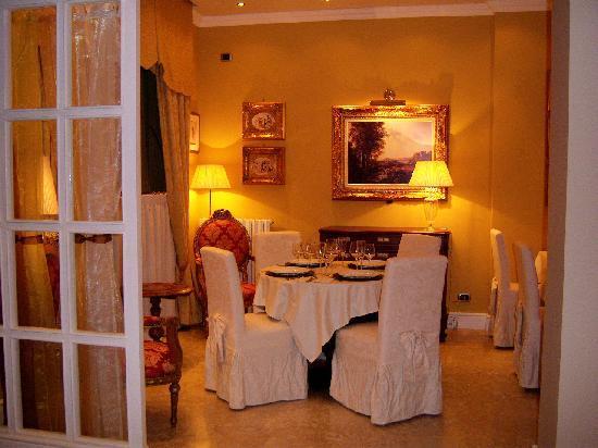 Ristorante Hibiscus: La sala dell' Hibiscus
