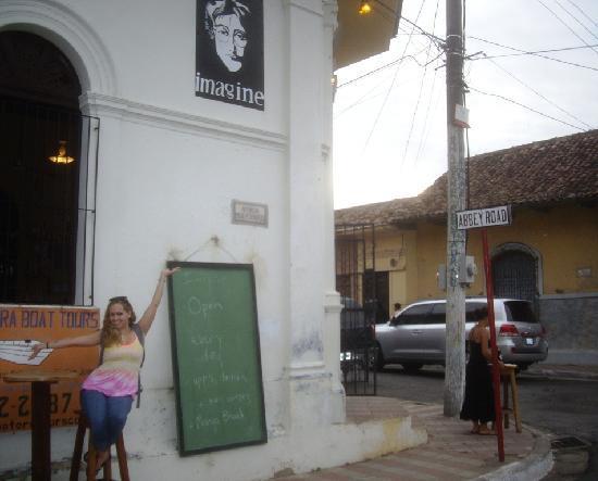 Imagine Restaurant and Bar: Christina at Imagine – Granada