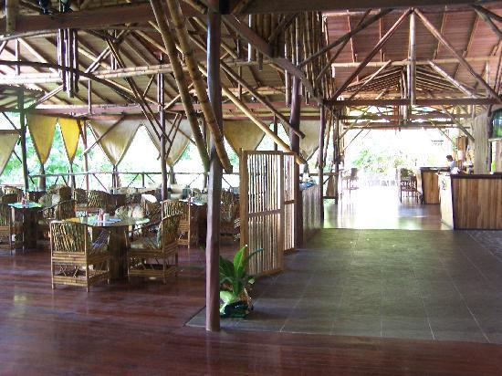El Remanso Lodge: The Lodge Restaurant