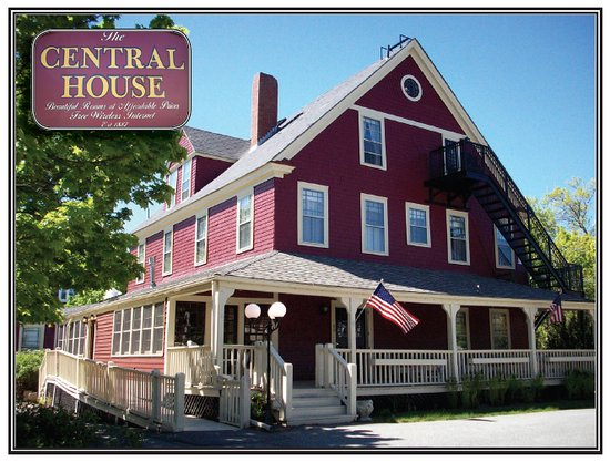 The Central House - UPDATED 2017 Prices & Hotel Reviews (Bar ...