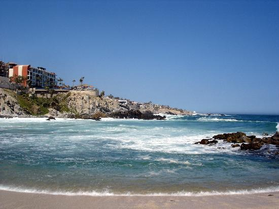 Welk Resorts Sirena Del Mar: Hotel from Private Beach