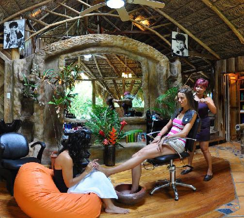 Cocles, Costa Rica: Salon