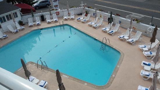 Marquis De Lafayette Hotel: pool