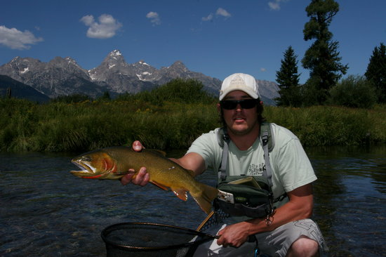 JH Trout Fly Fishing: Grand Teton Nat'l Park