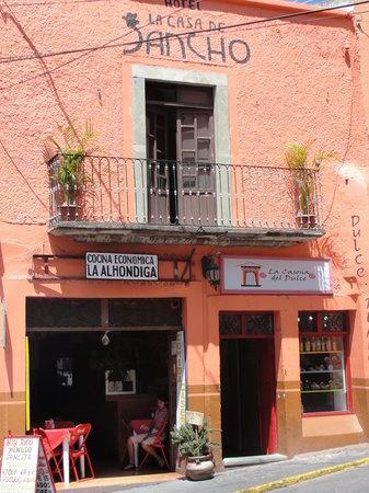 La Casa De Sancho : HOTEL
