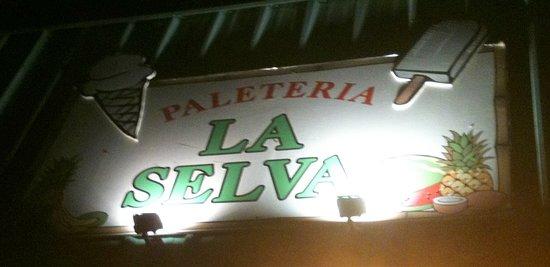 La Selva Mexican Ice Cream Shop