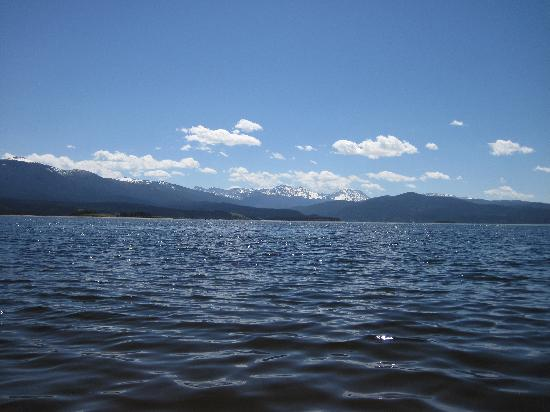 Stillwater Campground: Lake Granby - June 2011