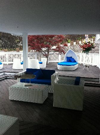 白色海灘飯店照片