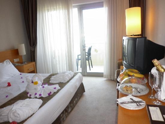 Asteria Sorgun Resort: beauty honeymoon room