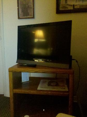 Larian Motel: New High-End TV's... Nice Perk!