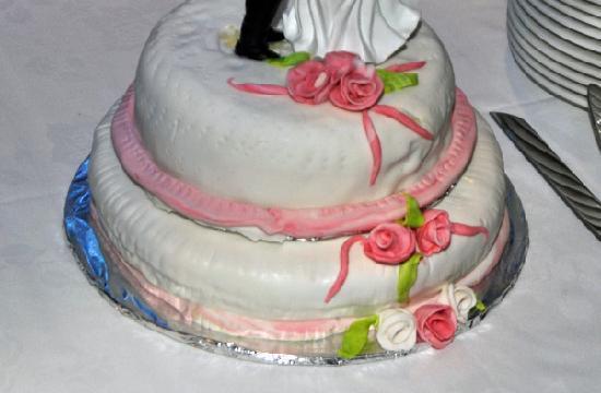 ClubHotel Riu Ocho Rios : A 5 star wedding cake?