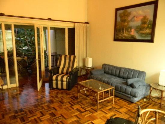 Villas de Cariari: Lounge