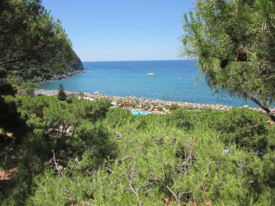 Giardini Poseidon Terme : Vista panoramica