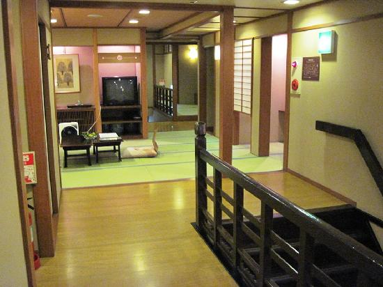 Hokkaikan Ohanabo: Ohanabo, common area at the 1st floor