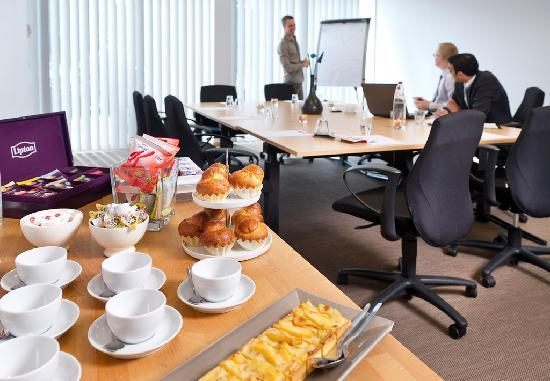 Ibis Hotel Aalst Centrum: Meeting Room