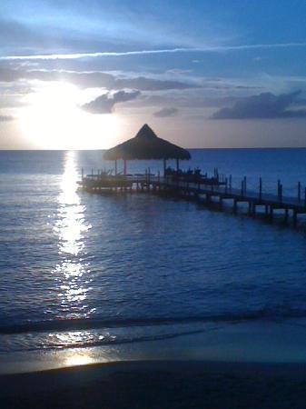 Weare Cadaques Bayahibe Hotel: molo e palafitta