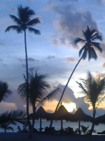 Cadaques Bayahibe: il tramonto