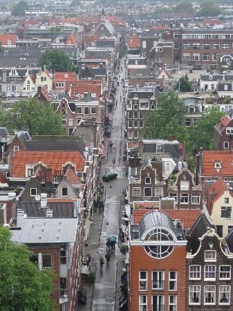 Zuiderkerk: View from the tower