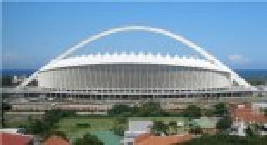 Sylvan Grove Guest House: Moses Mabhida Soccer Stadum