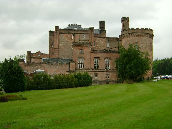 Dalhousie Castle: Castle