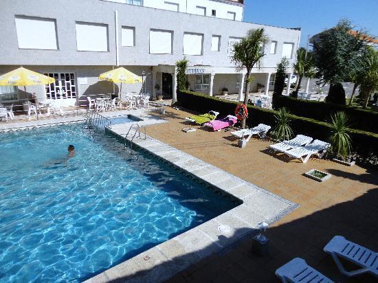 Hotel Susuqui: Piscina