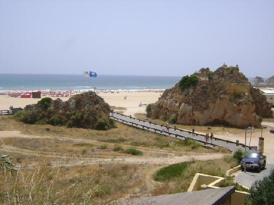 Portimao, Playa Da Rocha, Portugal.