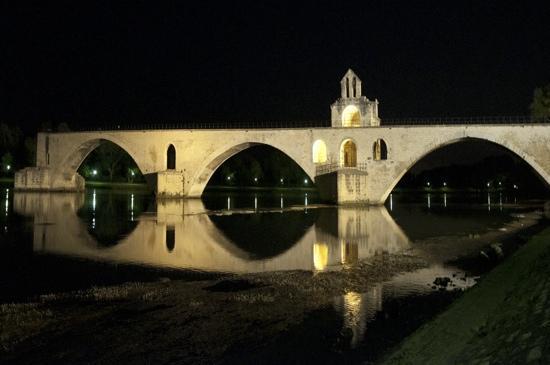 Pont Saint-Bénézet (Pont d'Avignon) : le pont d'avignon