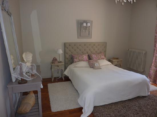 Villa Ker huel : Chambre Boudoir