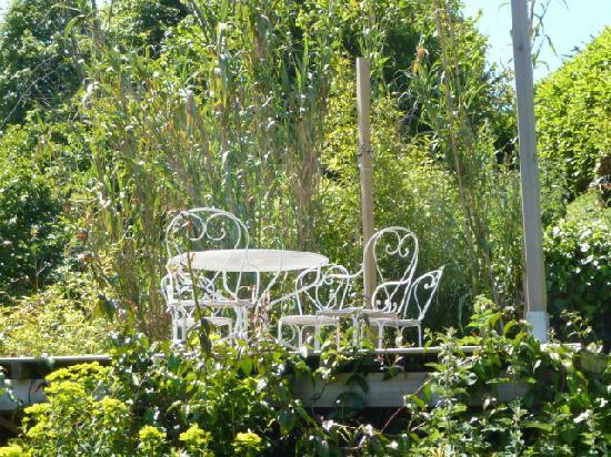 Villa Ker huel : Jardin