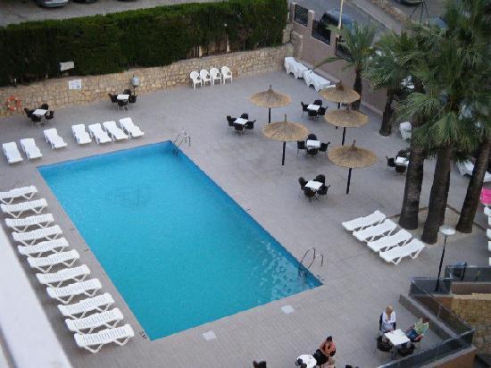 Mont Park: La piscine