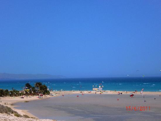Ambar Beach Resort & Spa : La spiaggia di Sotavento