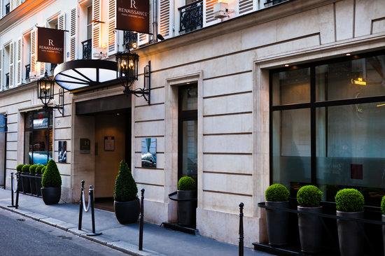 Renaissance Paris Vendome Hotel : Hotel Exterior