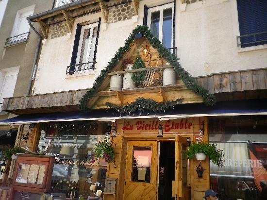 Le Mont-Dore, France: Le restaurant