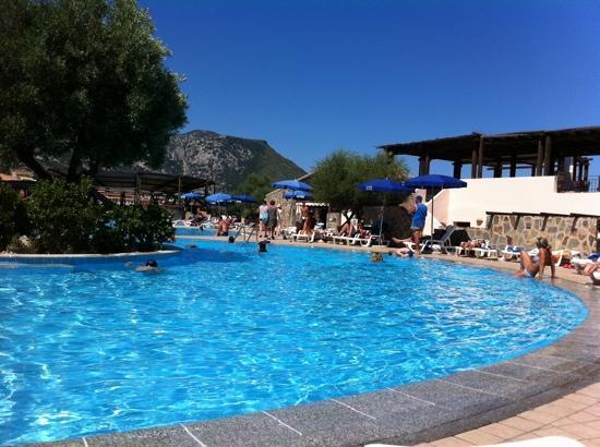 Cala Gonone Beach Village : piscina beach village