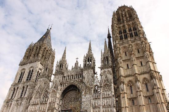 Cathedrale Notre-Dame de Rouen: ノートルダム大聖堂